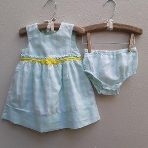Oshkosh summer dress
